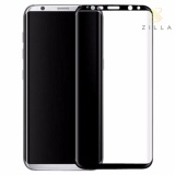 Zilla 3D Premium Tempered Glass Curved Edge 9H 26Mm For Samsung Galaxy S8 Plus Black Zilla Diskon 50