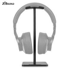 Harga Zinsoko Stan Headphone Headset Yang Dapat Dilepas Pemegang Gantungan Hitam Seken
