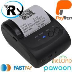 Zjiang Mini Portable Bluetooth Thermal Receipt Printer - ZJ-5802