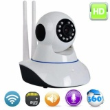 Beli Original Globeeye Wireless Portable Onvif Ip Camera Cctv Hd Baby Cam 360 Original Online
