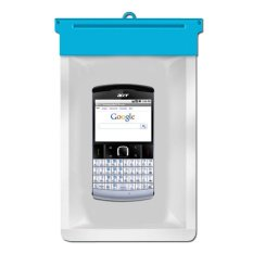 Zoe Acer beTouch E210 Waterproof Bag Case - Biru