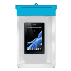 Zoe Acer Iconia Tab B1-A71 Waterproof Bag Case - Biru