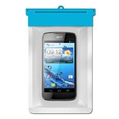 Zoe Acer Liquid Gallant Duo Waterproof Bag Case - Biru