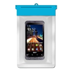 Zoe Acer Liquid Stream Waterproof Bag Case - Biru