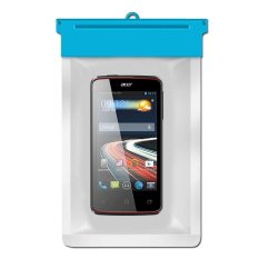 Zoe Acer Liquid Z4 Waterproof Bag Case - Biru