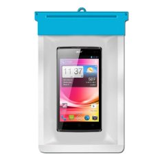 Zoe Acer Liquid Z5 Duo Waterproof Bag Case - Biru