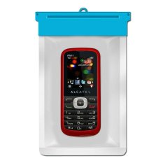 Zoe Alcatel OT-506 Waterproof Bag Case - Biru