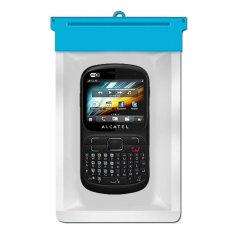 Zoe Alcatel OT-813D Waterproof Bag Case - Biru