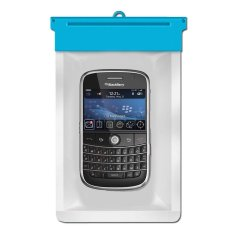 Zoe Blackberry Bold 9000 Waterproof Bag Case - Biru