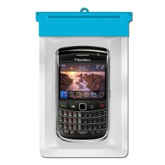 Zoe Blackberry Bold 9650 Waterproof Bag Case - Biru