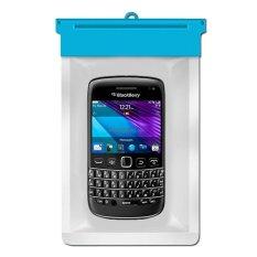 Zoe Blackberry Bold 9790 Waterproof Bag Case -Biru