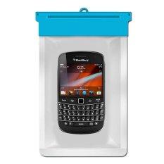 Zoe Blackberry Bold Touch 9930 Waterproof Bag Case - Biru