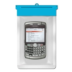 Zoe Blackberry Curve 8310 Waterproof Bag Case - Biru