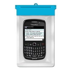 Zoe Blackberry Curve 8530 Waterproof Bag Case - Biru
