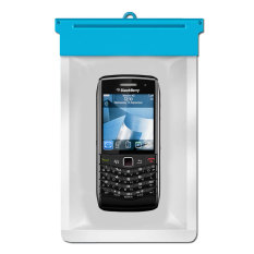 Zoe Blackberry Pearl Waterproof Bag - Biru