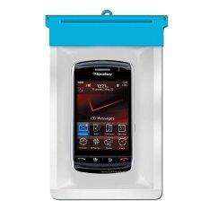Zoe Blackberry Storm 9530 Waterproof Bag Case - Biru