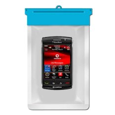 Zoe Blackberry Storm2 9520 Waterproof Bag Case - Biru