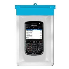 Zoe Blackberry Tour 9630 Waterproof Bag Case - Biru