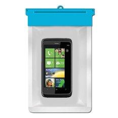 Zoe HTC 7 Trophy Waterproof Bag Case - Biru