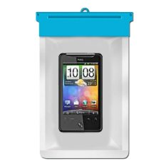 Zoe HTC Aria Waterproof Bag Case - Biru