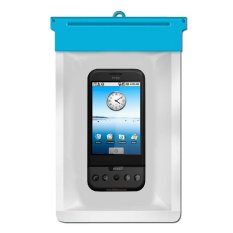 Zoe HTC Dream Waterproof Bag Case - Biru