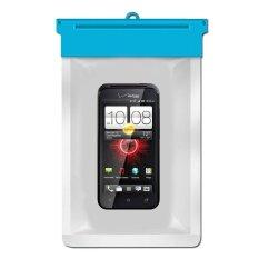 Zoe HTC Droid Incredible Waterproof Bag Case - Biru