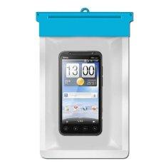 Zoe HTC EVO 3D Waterproof Bag Case - Biru