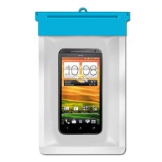 Zoe HTC Evo 4G LTE Waterproof Bag Case - Biru