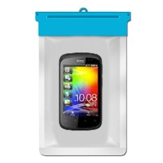 Zoe HTC Explorer Waterproof Bag Case - Biru