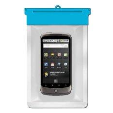 Zoe HTC Google Nexus One Waterproof Bag Case - Biru