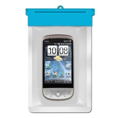 Zoe HTC Hero CDMA Waterproof Bag Case - Biru