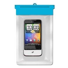 Zoe HTC Legend Waterproof Bag Case - Biru
