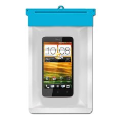 Zoe HTC One SC Waterproof Bag Case - Biru