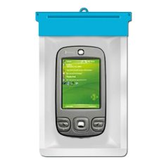 Zoe HTC P3400 Waterproof Bag Case - Biru