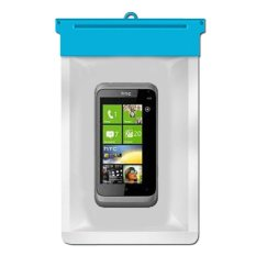 Zoe HTC Radar Waterproof Bag Case - Biru