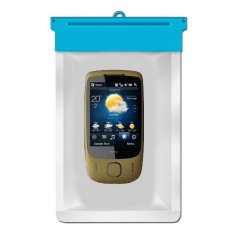 Zoe HTC Touch 3G Waterproof Bag Case - Biru