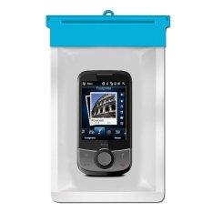 Zoe HTC Touch Cruise 09  Waterproof Bag Case - Biru