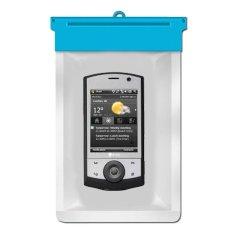 Zoe HTC Touch Cruise Waterproof Bag Case - Biru
