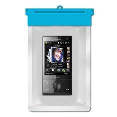 Zoe HTC Touch Diamond Waterproof Bag Case - Biru