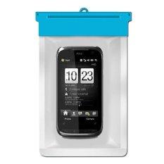 Zoe HTC Touch Pro2 CDMA Waterproof Bag Case - Biru