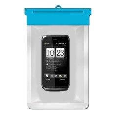 Zoe HTC Touch Pro2 Waterproof Bag Case - Biru
