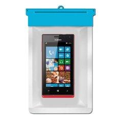 Zoe Huawei Ascend W1 Waterproof Bag Case - Biru