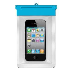Zoe Iphone 4 Waterproof Bag - Biru