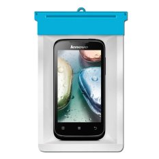 Zoe Lenovo A269i Waterproof Bag Case - Biru