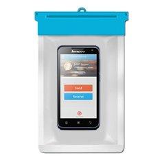 Zoe Lenovo A526 Waterproof Bag Case - Biru