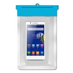 Zoe Lenovo A536 Waterproof Bag Case - Biru