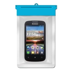 Zoe Lenovo A690 Waterproof Bag Case - Biru