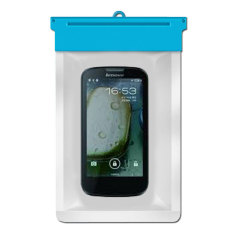 Zoe Lenovo A800 Waterproof Bag - Biru