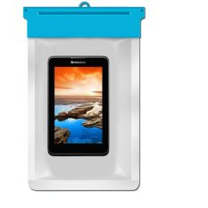 Zoe Lenovo IdeaTab A2107 Waterproof Bag Case - Biru