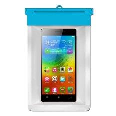 Zoe Lenovo Vibe Z2 Pro Waterproof Bag Case - Biru